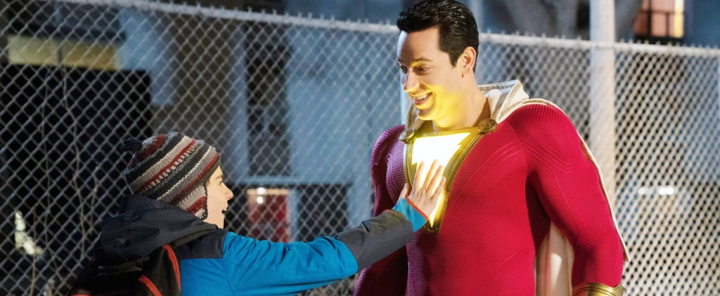 Is There a Superman Cameo in Shazam?