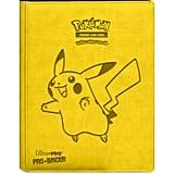 Pokémon  Pikachu Premium Binder