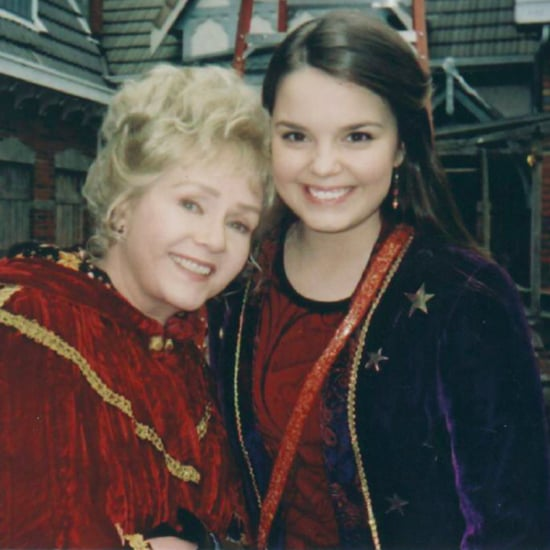 Kimberly J. Brown Reacts to Debbie Reynolds's Death