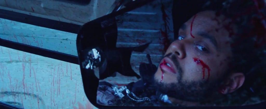 "The Weeknd's ""False Alarm"" Video"