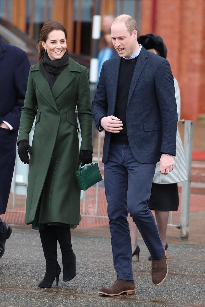 William e Kate incontri al College