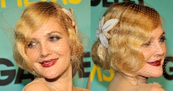 Get Drew Barrymore's Netted Style