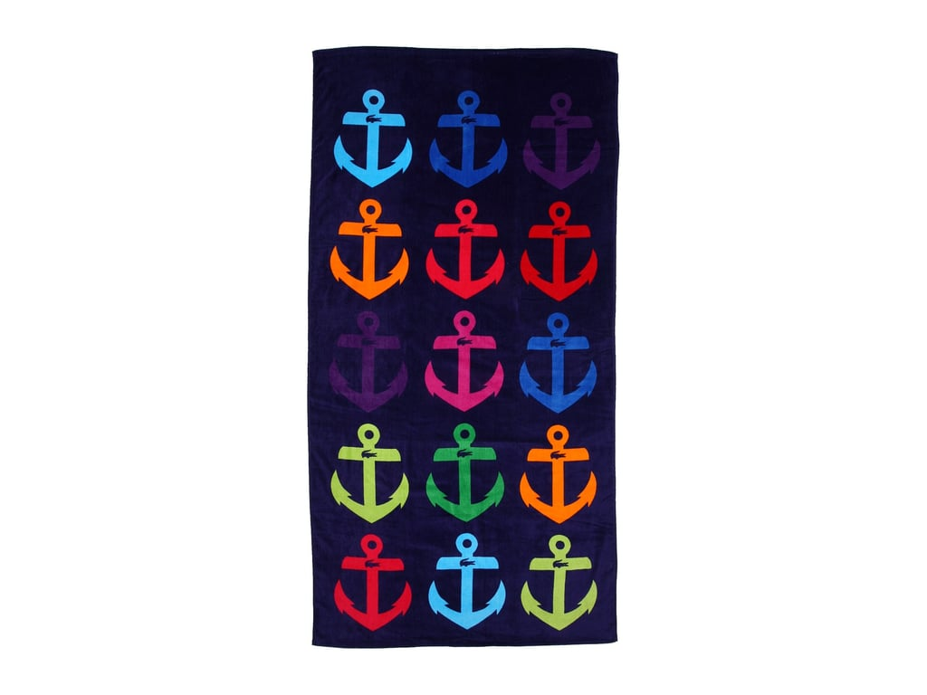 Lacoste Anchor Beach Towel