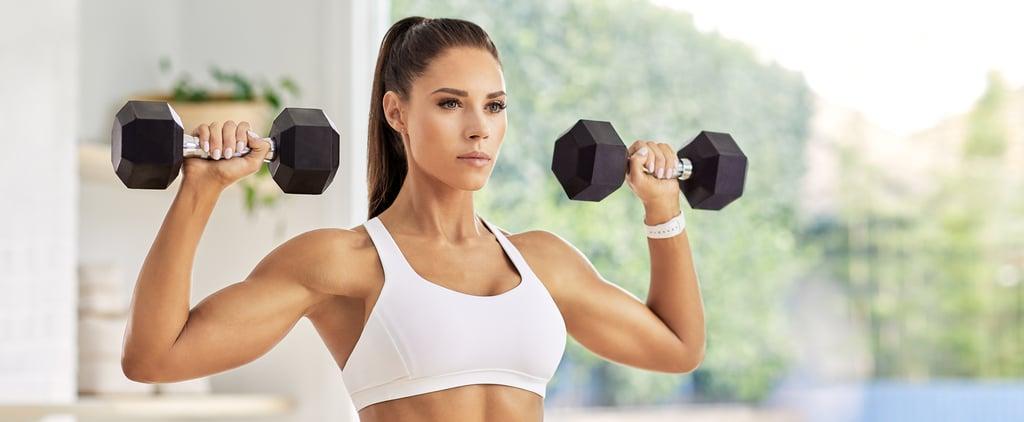 Kelsey Wells's 20-Minute Back and Shoulder Dumbbell Workout