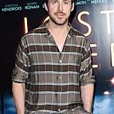 November 12 — Ryan Gosling