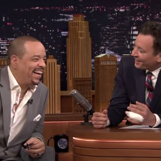 Ice T Does Cartoon Voiceovers on The Tonight Show