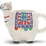 Llama Figural Mug