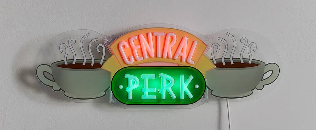 Friends Central Perk Neon Light on Urban Outfitters