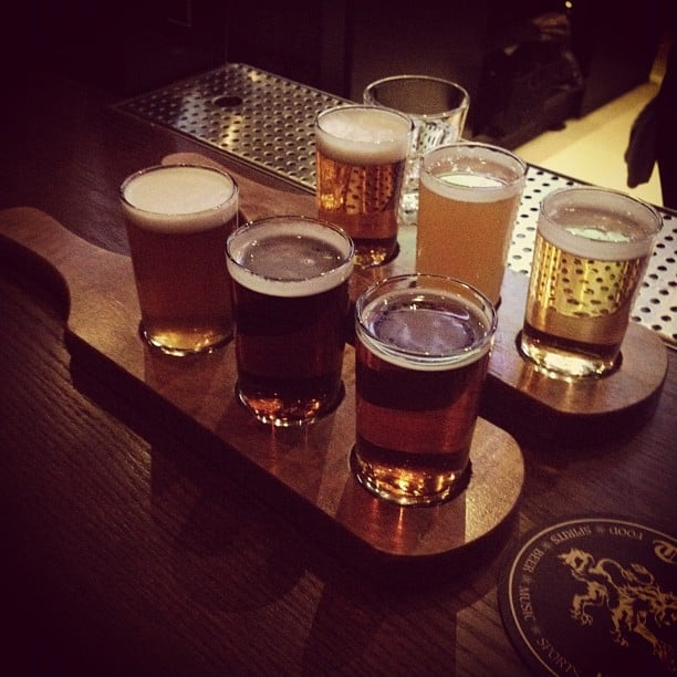 Go Beer Tasting