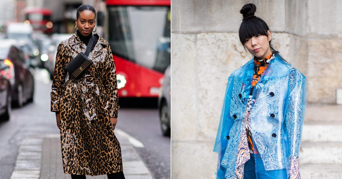 10 Stylish Ways to Wear a Raincoat