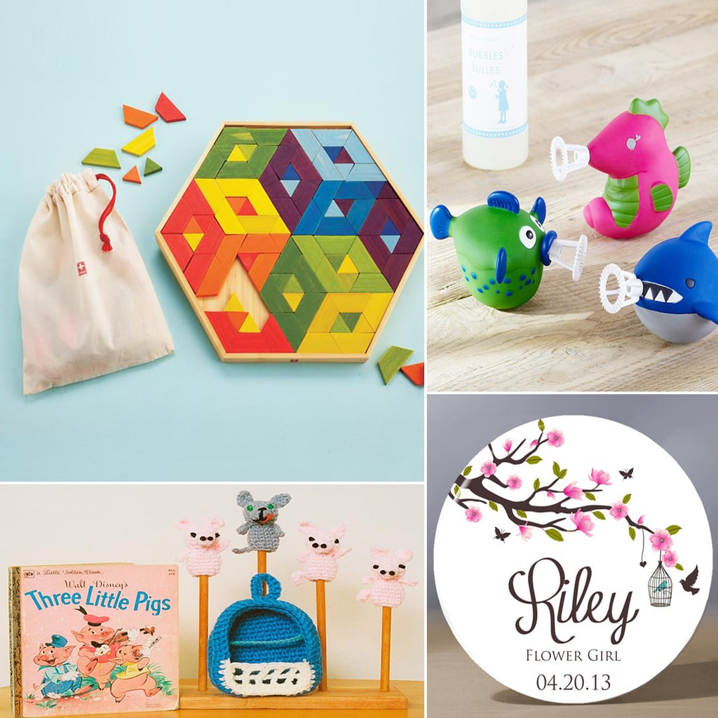 Thoughtful Gifts For Little Ones in the Wedding Party