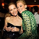 Leslie Mann and Elizabeth Banks
