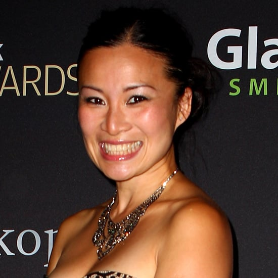 MasterChef's Poh Shows She's Still Got a Way With Blush at the 2012 Logies