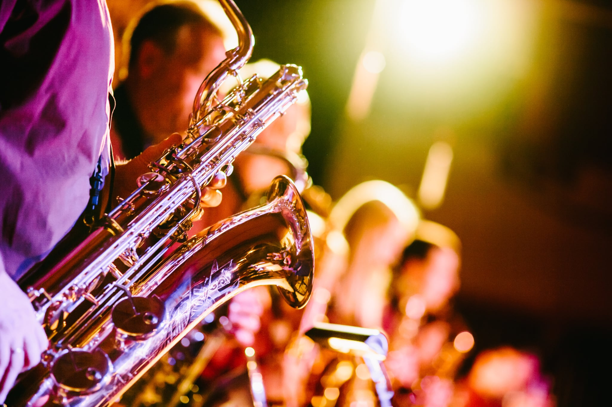 Saudi Arabia Jazz Festival | POPSUGAR Middle East Love