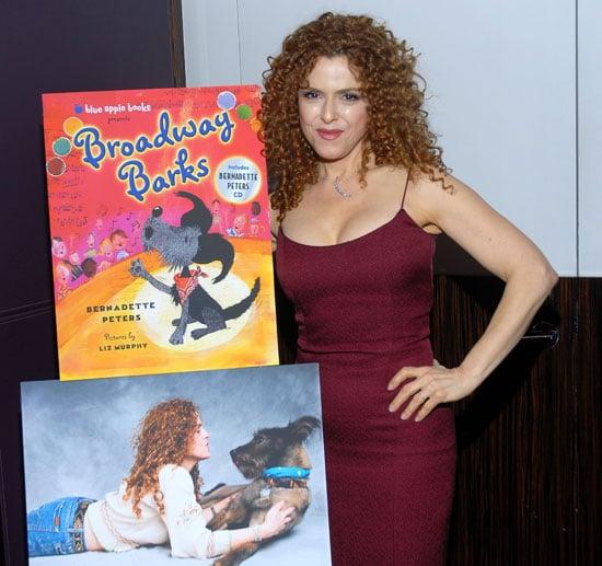 Broadway Barks For Bernadette Peters and Kramer!