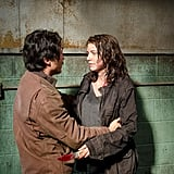 Killing Maggie and Her Unborn Baby Instead of Glenn Would Be a Bridge Too Far, Even For The Walking Dead