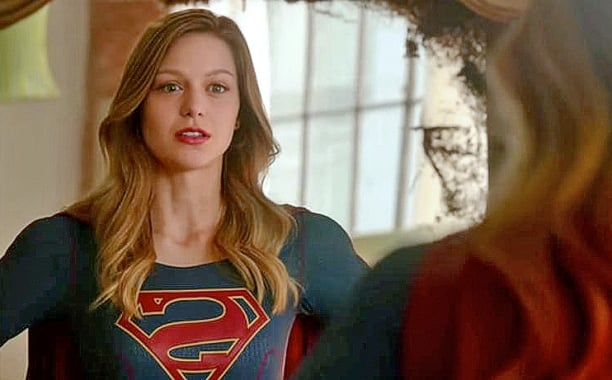 Kara Danvers in Supergirl