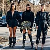 Milan Fashion Week Day 4