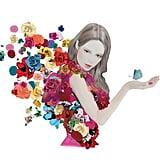 Nylon fashion illustrations