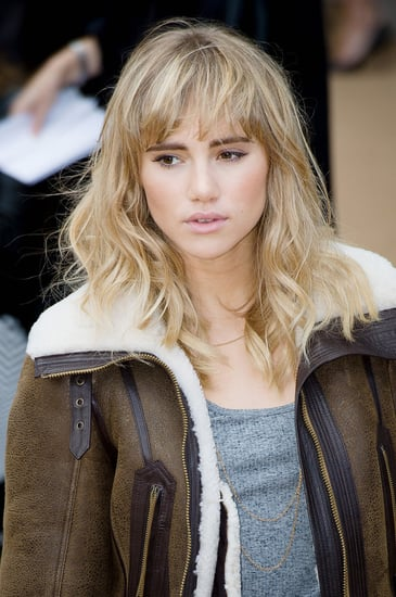 Trendy Celebrity Bangs For All Face Shapes and Hair Textures