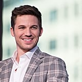 13 Pictures That Prove Matt Lanter's Good Looks Are Timeless