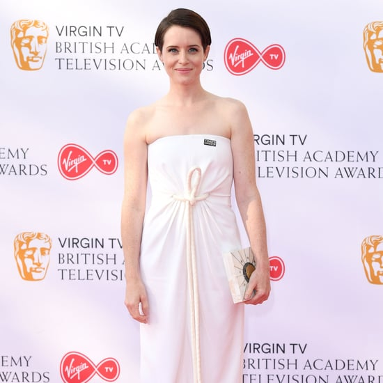 Celebrities at the TV BAFTA Awards 2018