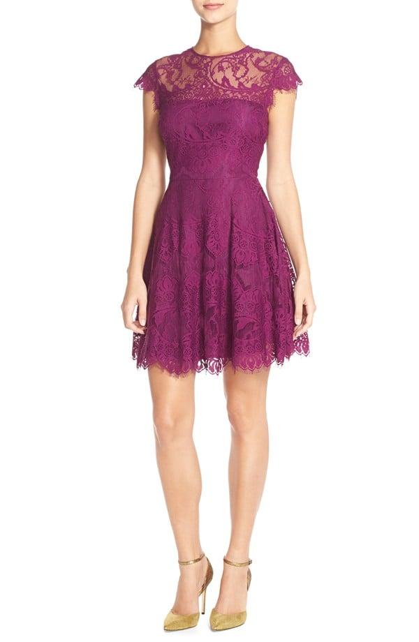 BB Dakota Illusion Dress ($98)