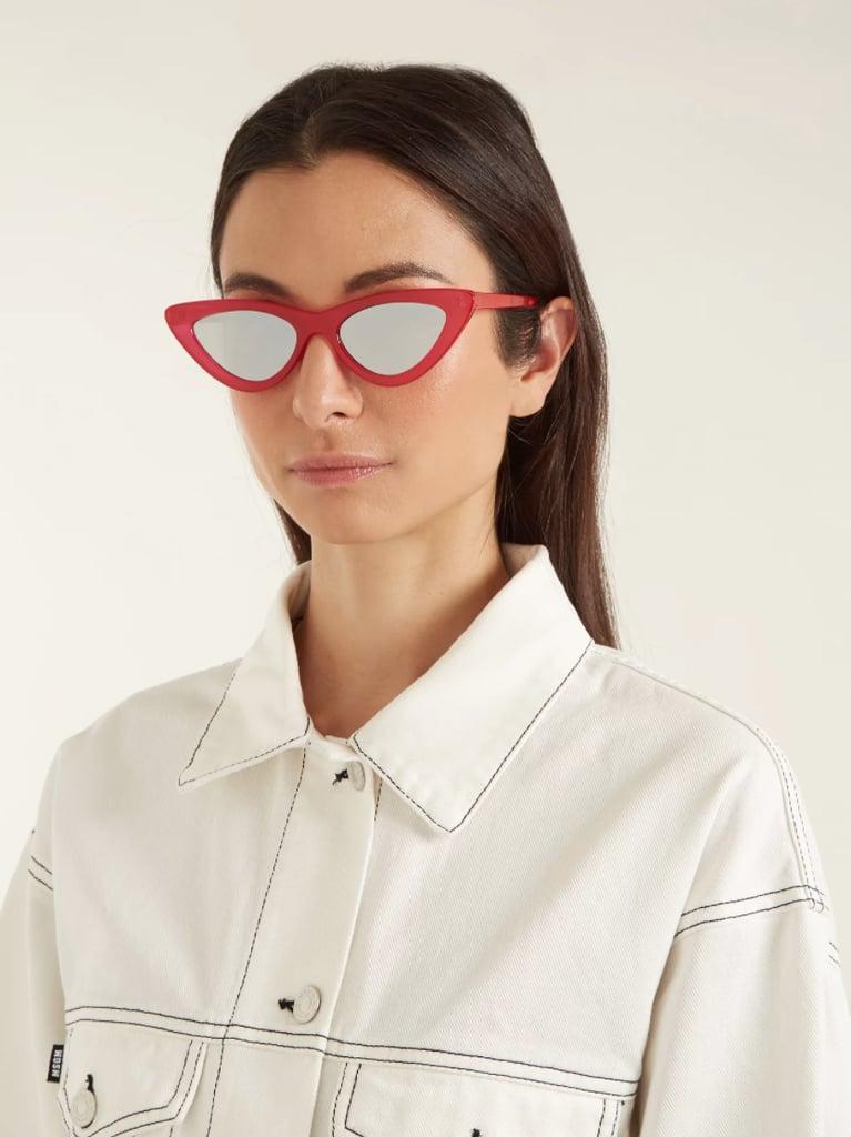 20eb5ea74bd9 Le Specs The Last Lolita Cat-Eye Sunglasses