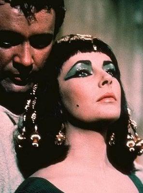 Cleopatra Halloween Makeup