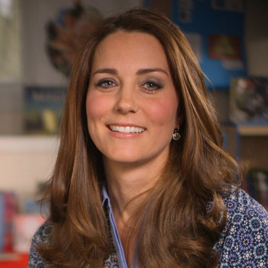 Duchess of Cambridge Place2Be Charity Video Message
