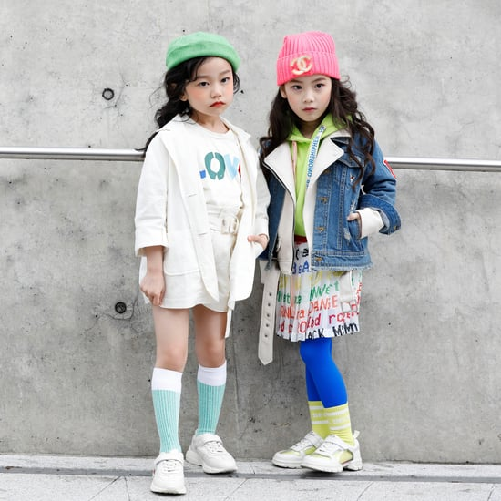 Kids at Seoul Fashion Week 2019