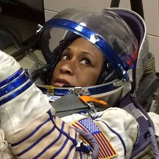First African American to Board International Space Station