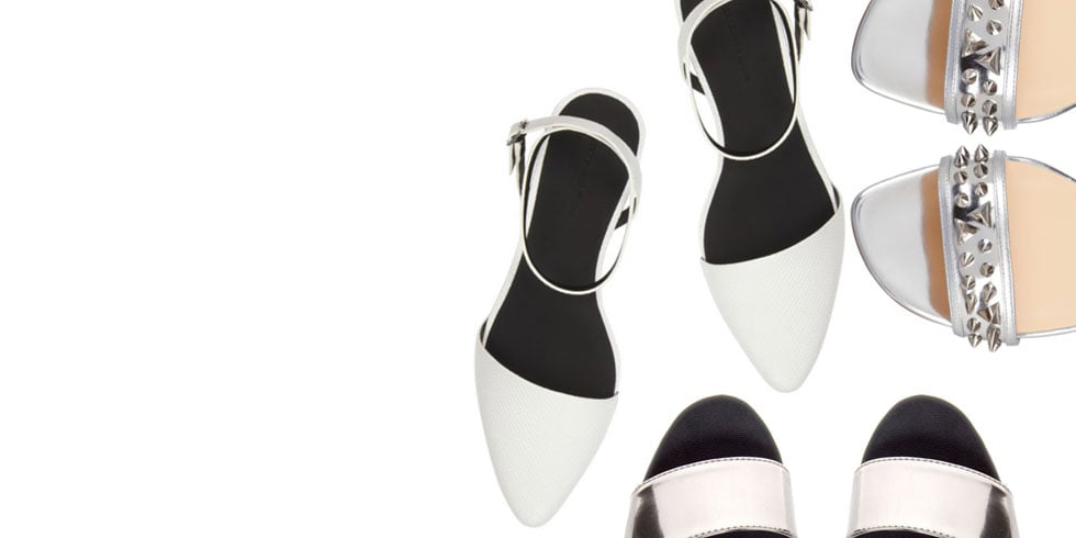 Shop Spring Flats and Sandals for Work and Weekend | Picture