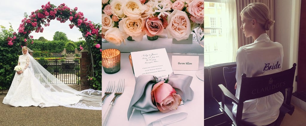 Instagrams From Nicky Hilton's Luxe Wedding Will Leave You in Awe