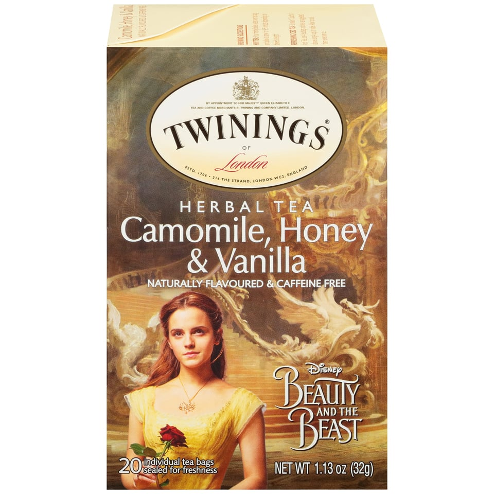 Camomile, Honey, & Vanilla