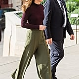 Kate Wears the Trousers — Literally!