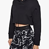 Koral Clover Matte Cropped Sweatshirt