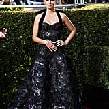 Penélope Cruz at the 2019 Golden Globes