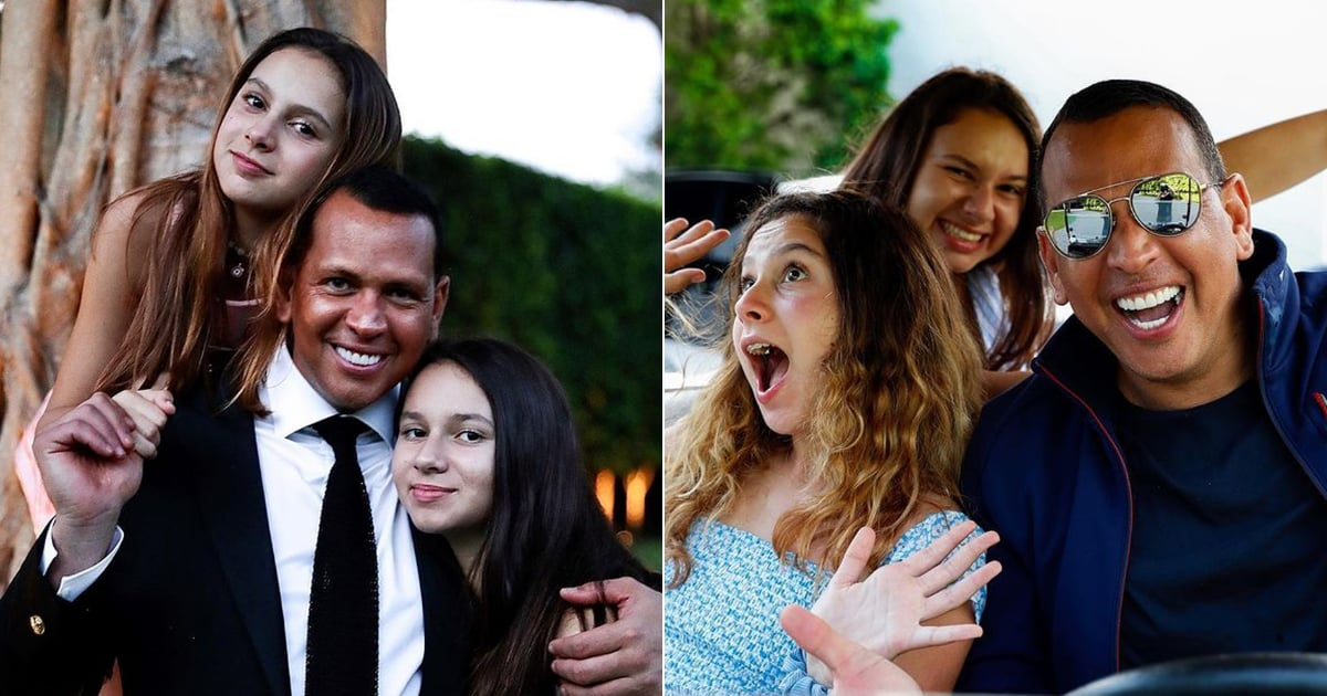 Alex Rodriguez Is Officially a Dad to 2 Teenagers Now That Ella Is 13!.jpg