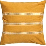 Jacquard-Pattern Cushion Cover ($18)
