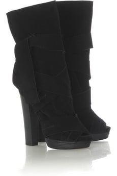 Freaky or Fabulous? Open Toe Boots