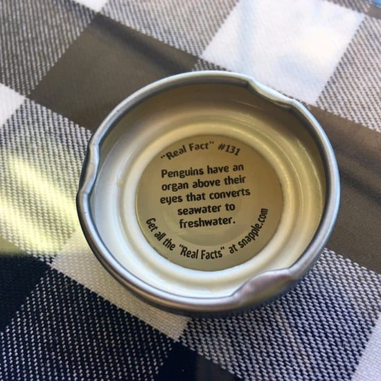 Are Snapple Facts Real?