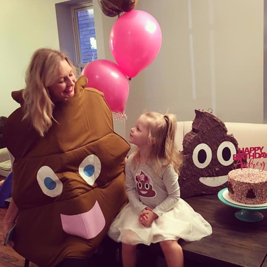 Kids Poop Emoji Birthday Party