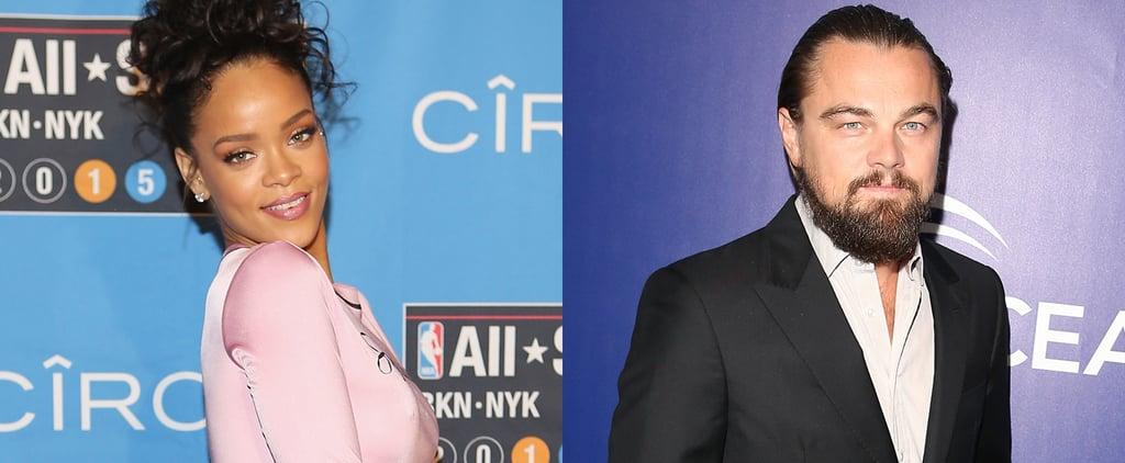 Leonardo DiCaprio Reportedly Gives Rihanna a B-Day Bash She'll Never Forget