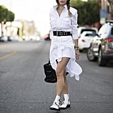 Classic White With Chunky Accessories