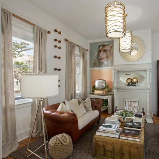 10 masculine bedrooms popsugar home for Learn interior design