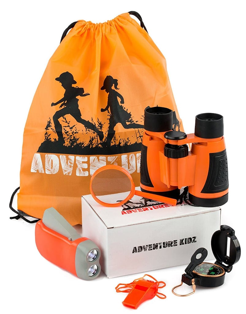 For 4-Year-Olds: Adventure Kidz Outdoor Exploration Kit