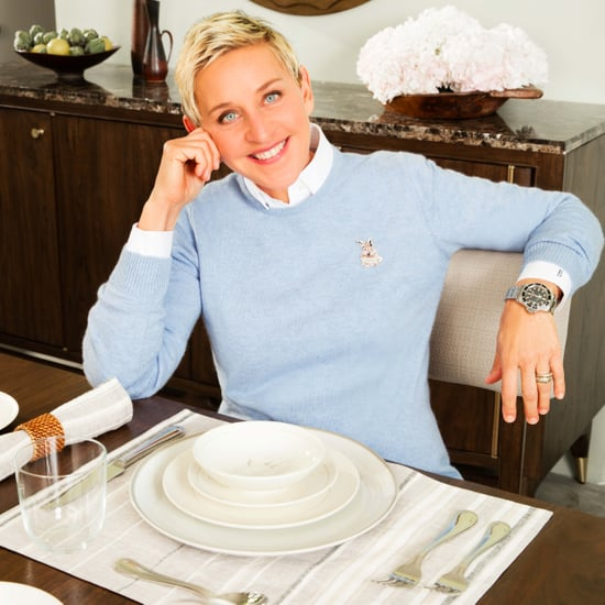 Ellen DeGeneres Dishes
