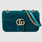 Gucci GG Marmont Velvet Shoulder Bag