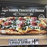 Trader Joe's Burrata, Prosciutto, & Arugula Flatbread